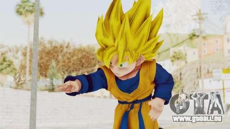 Dragon Ball Xenoverse Goten SSJ pour GTA San Andreas