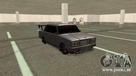 VAZ 2107 Dérive pour GTA San Andreas