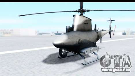 Northrop Grumman MQ-8B Fire Scout pour GTA San Andreas