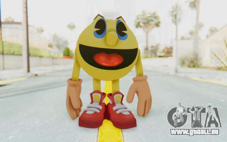 Pac-Man v2 für GTA San Andreas zweiten Screenshot