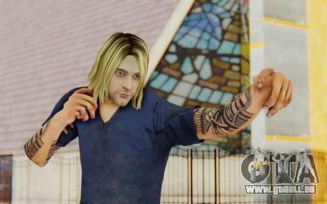Kurt Cobain für GTA San Andreas