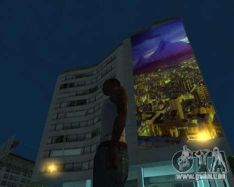Armenia Erevan Poster für GTA San Andreas