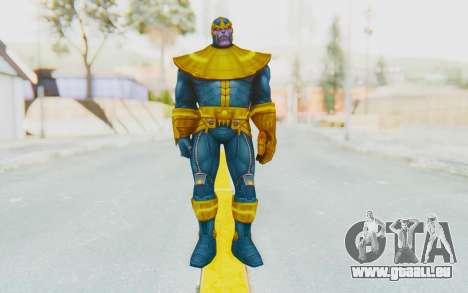 Marvel Future Fight - Thanos für GTA San Andreas zweiten Screenshot