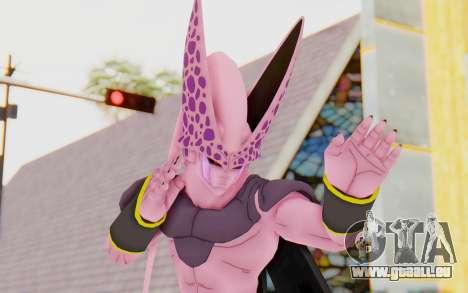 Dragon Ball Xenoverse Super Buu Cell Absorbed für GTA San Andreas