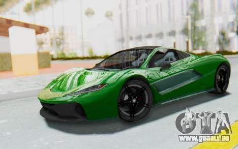 GTA 5 Progen T20 Devil PJ für GTA San Andreas