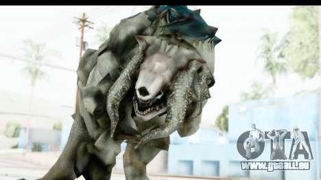 DOOM 3 - Guardian of The Hell für GTA San Andreas