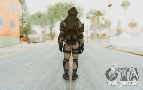 Federation Elite LMG Desert für GTA San Andreas dritten Screenshot
