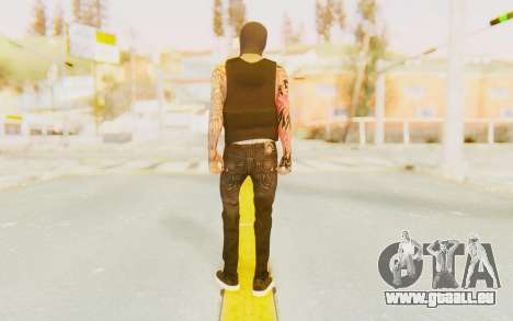 Punisher from GTA Online für GTA San Andreas dritten Screenshot