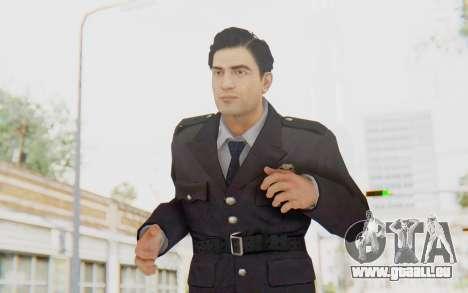 Mafia 2 - Vito Police Outfit für GTA San Andreas