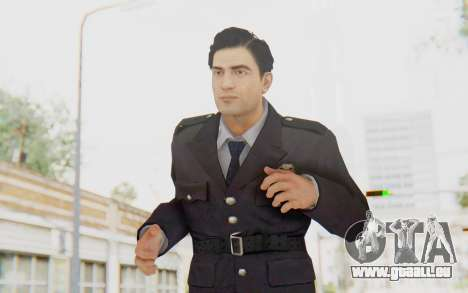 Mafia 2 - Vito Police Outfit pour GTA San Andreas