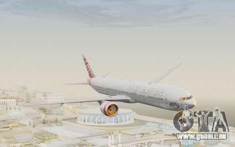 Boeing 777-300ER Virgin Australia v2 pour GTA San Andreas