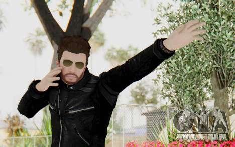 GTA 5 Online Random 1 Skin pour GTA San Andreas
