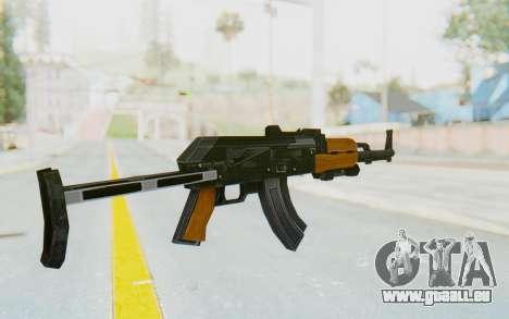 APB Reloaded - N TEC-5 pour GTA San Andreas troisième écran