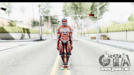 Lord Zedd from Power Rangers Mighty Morphin für GTA San Andreas zweiten Screenshot