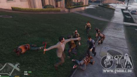 GTA 5 Zombies 1.4.2a sechster Screenshot