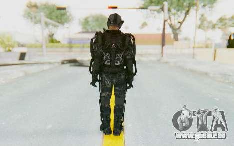 CoD Advanced Warfare ATLAS Soldier 1 pour GTA San Andreas troisième écran
