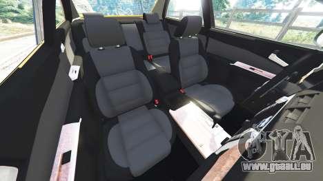 GTA 5 Toyota Camry V50 vorne rechts Seitenansicht
