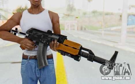 APB Reloaded - N TEC-5 pour GTA San Andreas