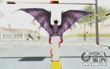 Devil Kazuya pour GTA San Andreas troisième écran