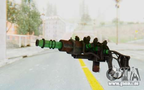 Q-35 Matter Modulator Plasma Rifle für GTA San Andreas