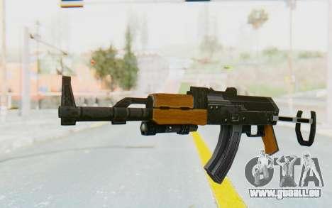 APB Reloaded - N TEC-5 pour GTA San Andreas deuxième écran