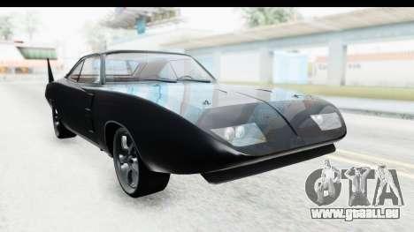 Dodge Charger Daytona F&F pour GTA San Andreas