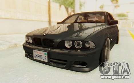 BMW M5 E39 M-Tech USDM pour GTA San Andreas