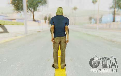 Kurt Cobain für GTA San Andreas dritten Screenshot