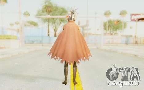 Final Fantasy - Type 0 Sice pour GTA San Andreas troisième écran