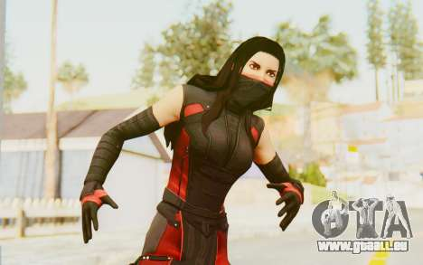 Marvel Heroes - Elektra für GTA San Andreas