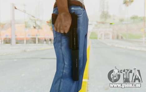 APB Reloaded - Obeya FBW Silenced pour GTA San Andreas