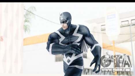 Marvel Future Fight - Black Bolt für GTA San Andreas