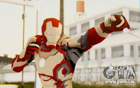 Marvel Heroes - Ironman Mk42 für GTA San Andreas