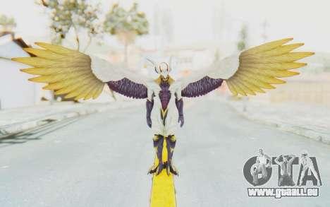 Devil May Cry 4 - Angelo Credo v2 pour GTA San Andreas deuxième écran