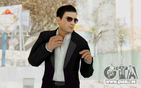 Mafia 2 - Vito Scaletta Madman Suit B&W pour GTA San Andreas