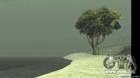 Le changement de météo et de l'heure pour GTA San Andreas deuxième écran
