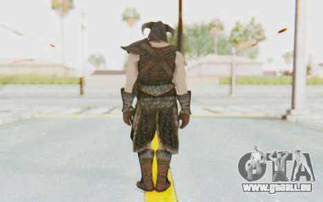 Skyrim - Dovahkiin für GTA San Andreas dritten Screenshot