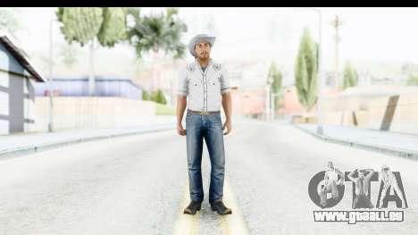 GTA 5 Mexican Gang 1 pour GTA San Andreas deuxième écran
