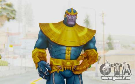 Marvel Future Fight - Thanos für GTA San Andreas