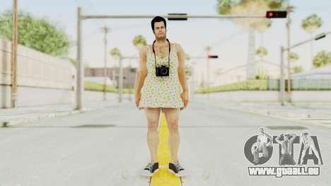 Dead Rising 2 Off The Record Frank West Dress für GTA San Andreas zweiten Screenshot