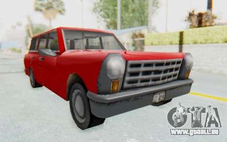 GTA 3 Perennial für GTA San Andreas rechten Ansicht