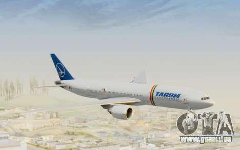 Boeing 777-200 TAROM Romania für GTA San Andreas