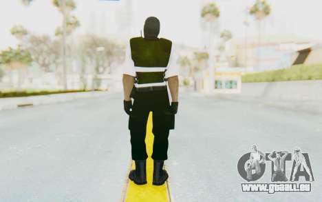 Bahrain Defense für GTA San Andreas dritten Screenshot