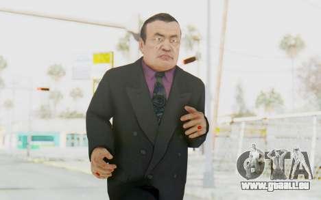 Mafia 2 - Wong für GTA San Andreas