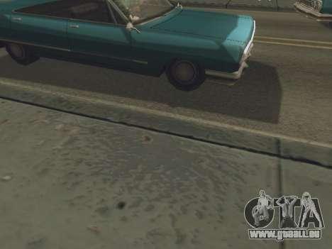 ENB Series for TheSergoRio for weak PC pour GTA San Andreas sixième écran