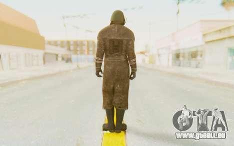 Fallout 4 - Veteran Ranger pour GTA San Andreas troisième écran