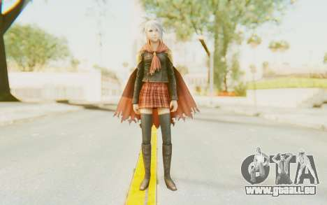 Final Fantasy - Type 0 Sice pour GTA San Andreas deuxième écran