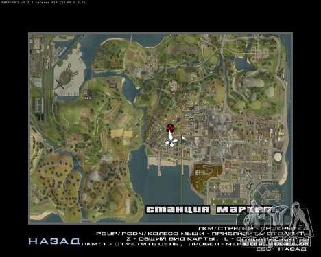 Armenia Erevan Poster für GTA San Andreas her Screenshot