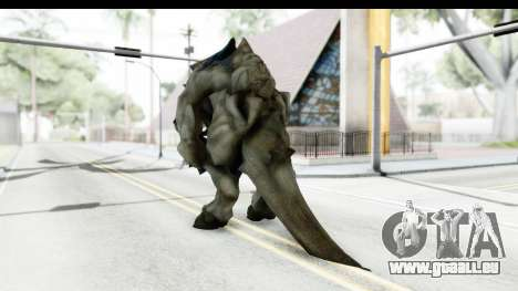 DOOM 3 - Guardian of The Hell für GTA San Andreas dritten Screenshot