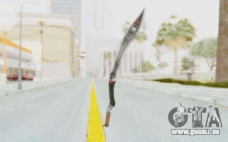 Nata Weapon pour GTA San Andreas deuxième écran